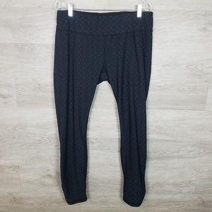 Prana textured leggings Size XL